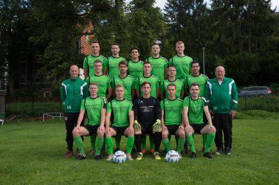 I. Herren - Bezirksliga 2017/2018