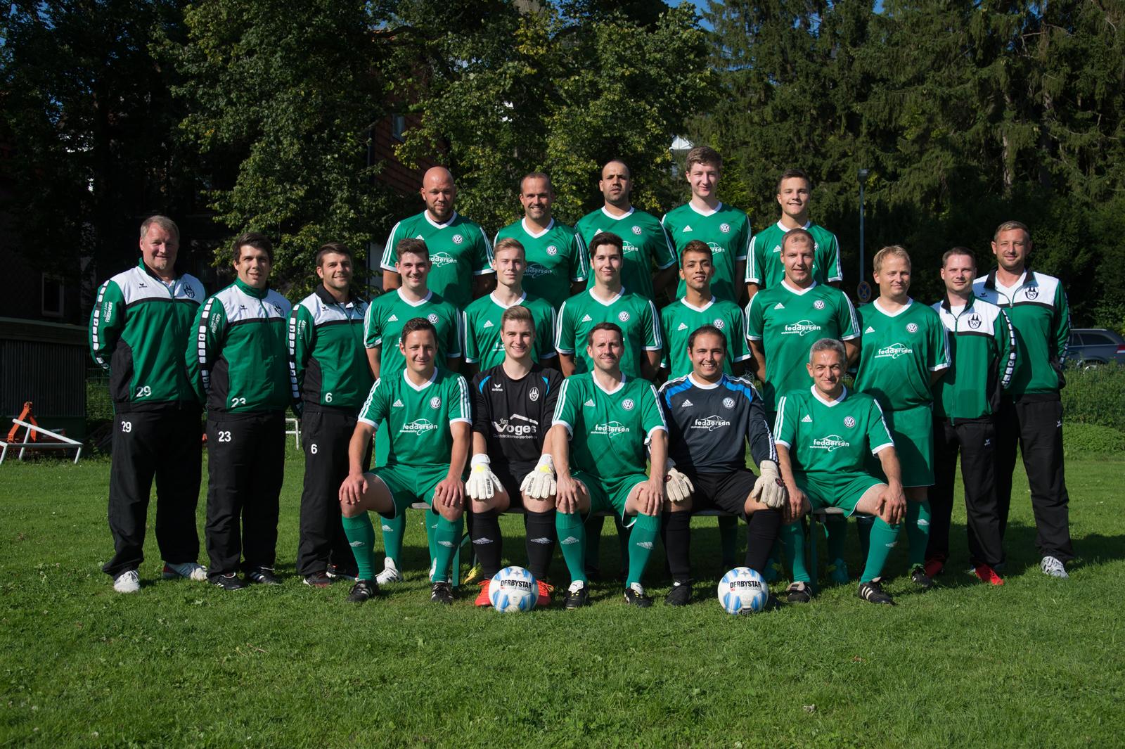 II. Herren - 4. Kreisklasse 2017/2018