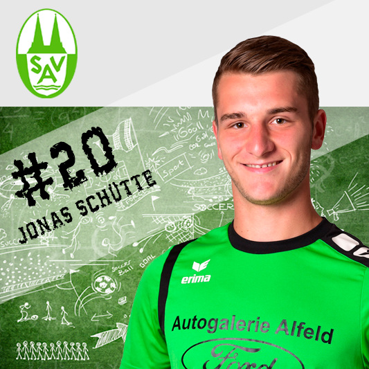 Jonas Schütte