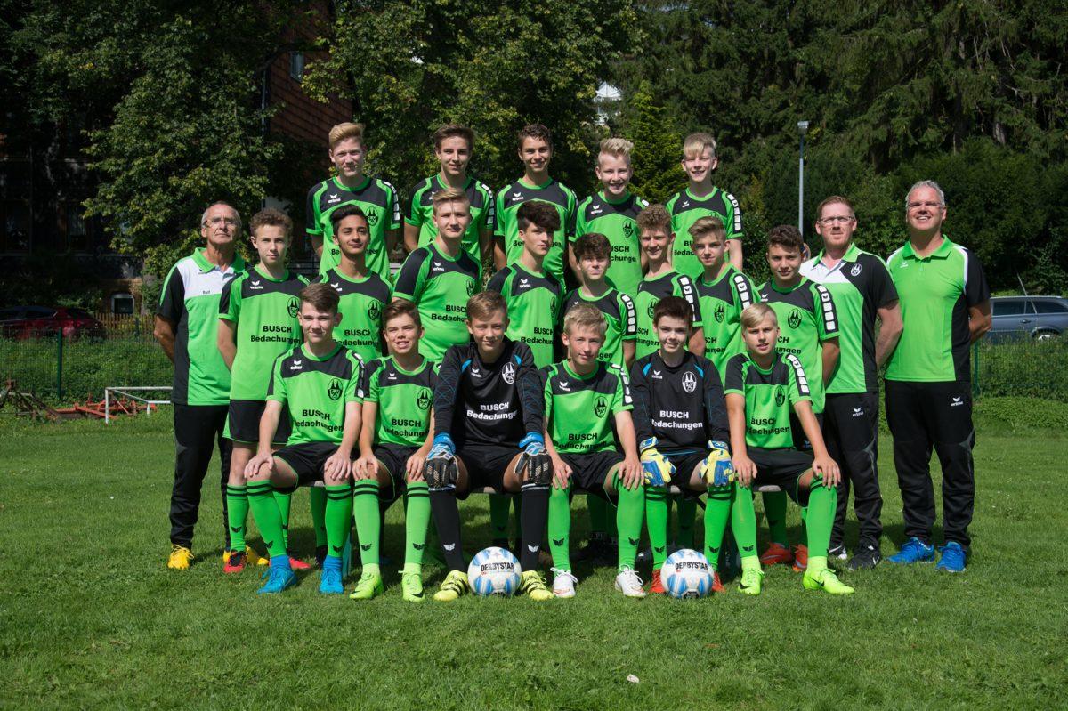 U15 - Bezirksliga 2017