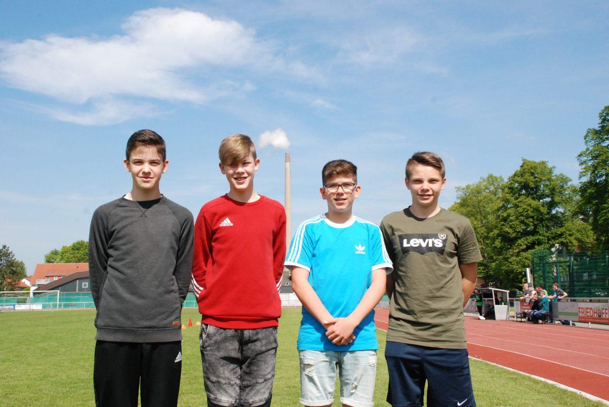 Neue Jung-Schiri's der SV Alfeld 2019