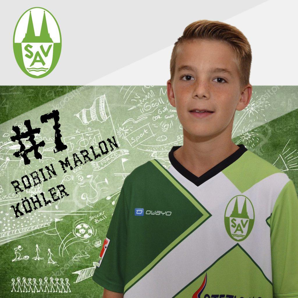 Robin Marlon Köhler